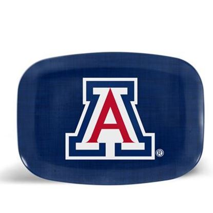 Picture of ThermoServ Melamine University of Arizona Dinnerware Set