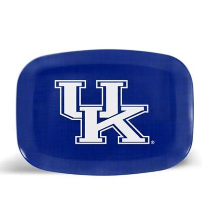 Picture of ThermoServ Melamine University of Kentucky Dinnerware Set