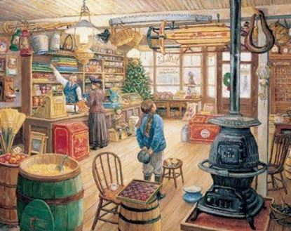 Picture of White Mountain Puzzles - Olde General Store