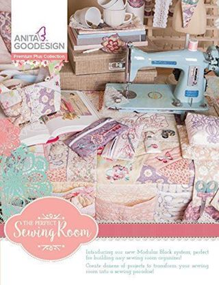Picture of Anita Goodesign Embroidery Designs Perfect Sewing Room Premium Plus Collection