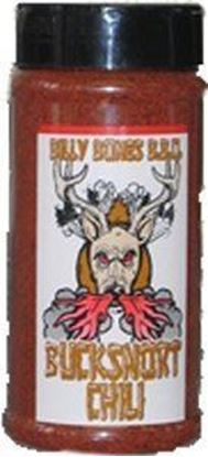Picture of Billy Bones BBQ - Bucksnort Chili Mix / Seasoning