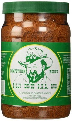Picture of Billy Bones BBQ - Competition Recipe Dry Rub