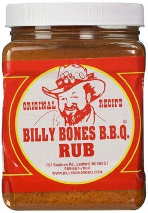 Picture of Billy Bones BBQ - Original Dry Rub