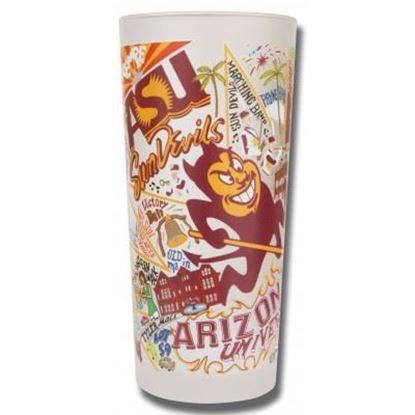 Picture of Catstudio Arizona State University Glasses - Set of 4