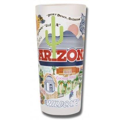 Picture of Catstudio University of Arizona Glasses - Set of 4