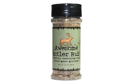 Picture of Mom's Gourmet Artisan Spice Blends Awesome Antler Rub