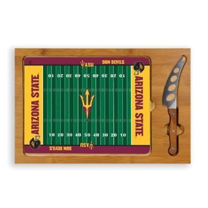 Picture of Picnic Time Icon 3-Piece Cheese Set - Arizona State University