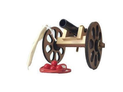 Picture of Regimental Colours Civil War Toys - Parrot Rifle Field Artillery Cannon
