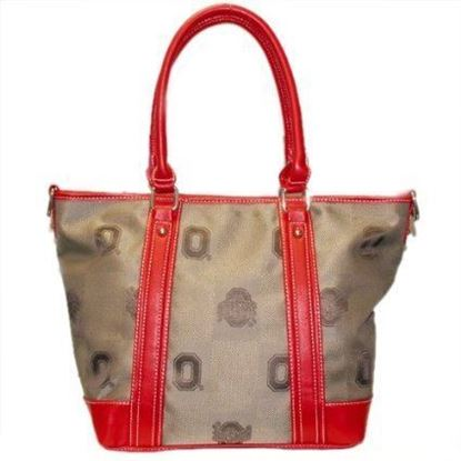 Picture of Sandol International Ladies Purse - Ohio State University