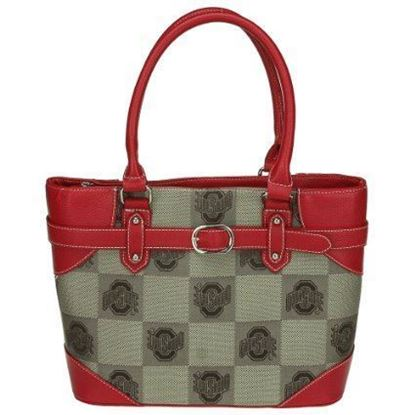 Picture of Sandol Liberty Academic Ladies Purse - Ohio State University