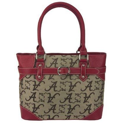 Picture of Sandol Liberty Academic Ladies Purse - University of Alabama