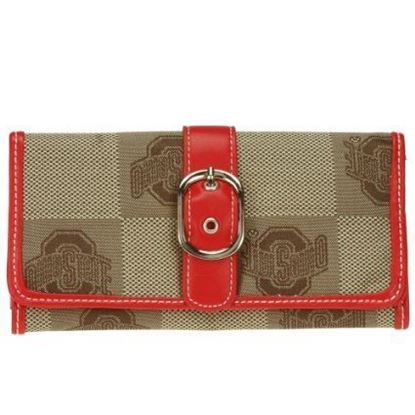 Picture of Sandol Marlo Signature Wallet - Ohio State University