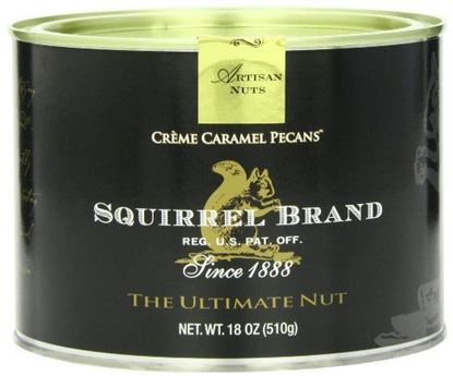 Picture of Squirrel Brand Co. Creme Caramel Pecans