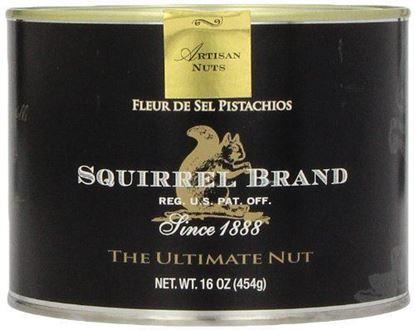Picture of Squirrel Brand Co. Fleur De Sel Pistachios