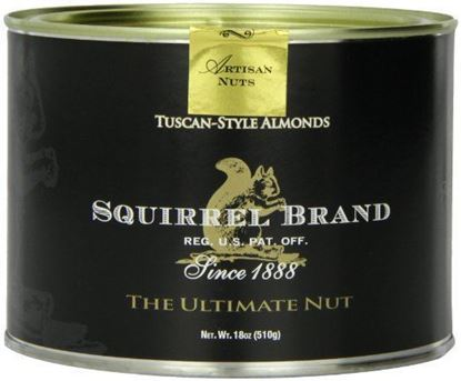 Picture of Squirrel Brand Co. Tuscan Style Almonds